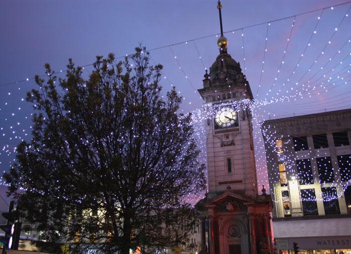 Brighton Clocktower