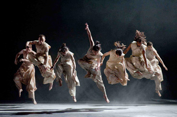 Vertical road - from Akram Khan's website