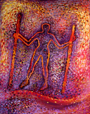 The Long Man of the Coals