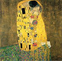 The Kiss by Klimt