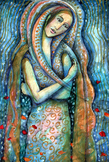 Star Water Goddess