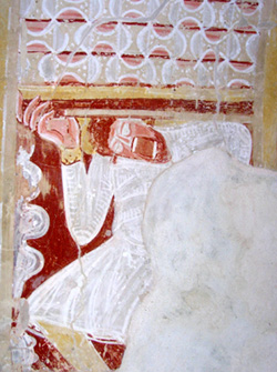 Fresco Coombes Church West Sussex
