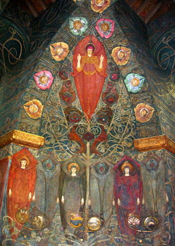 Watts Chapel Tree of Life
