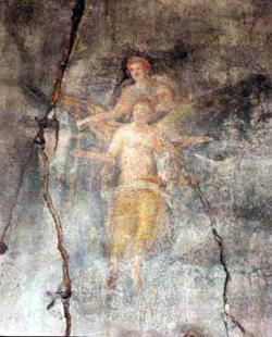Fresco from Campania