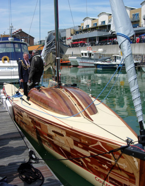 The Boat Project - Brighton Marina