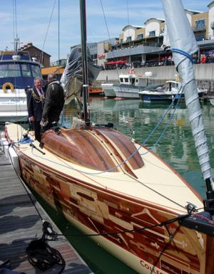 The Boat Project - Brighton Marina