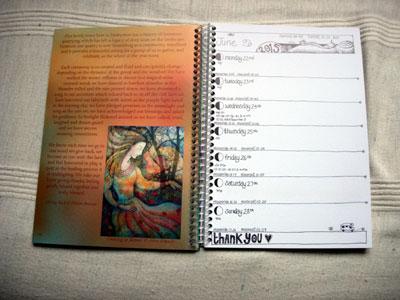 Earthpathways Diary 2015