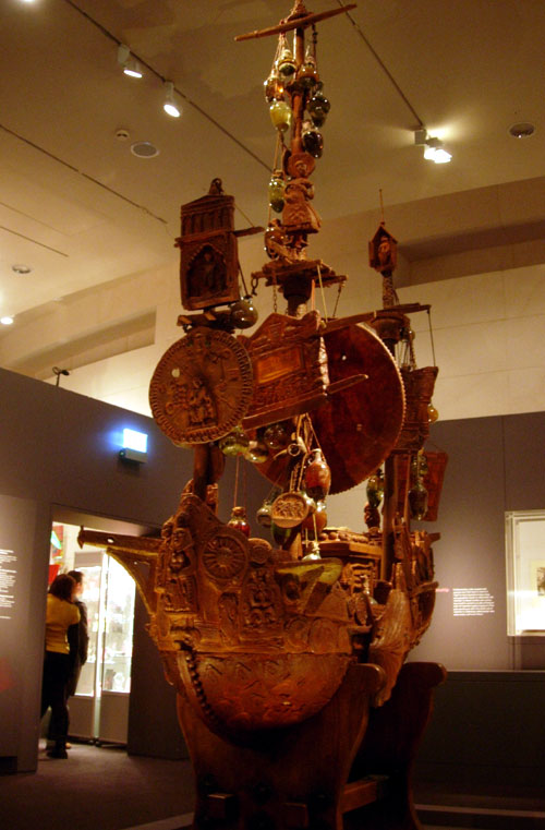 Grayson Perry's Ship