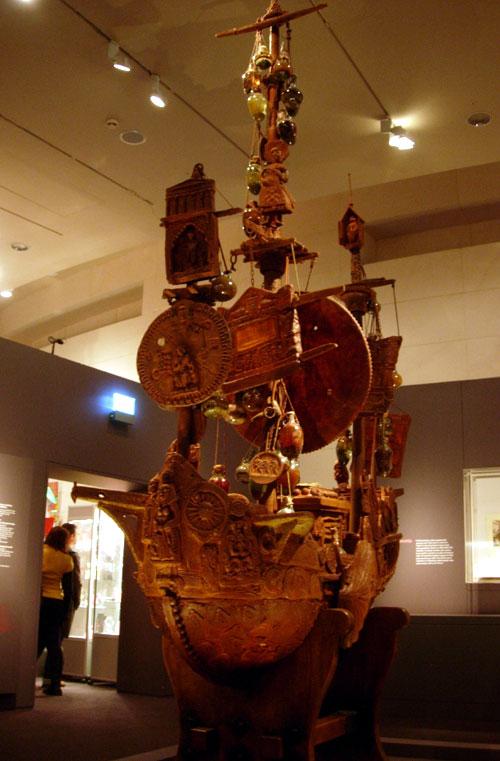 Grayson Perry's Ship