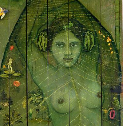 Irene Hardwicke Olivieri - Providing The Pollen