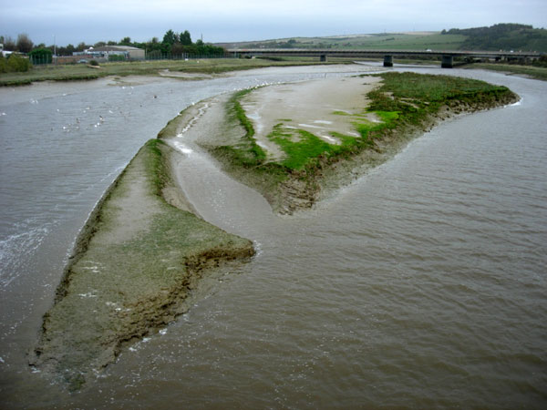 River Adur Mudbank