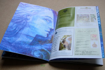 River Goddess Colour Booklet 3
