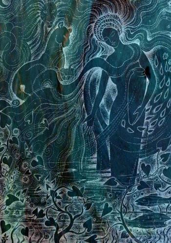 River Goddess Book Anahita