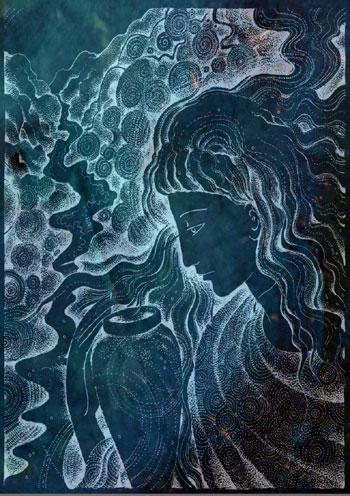 River Goddess Coventina