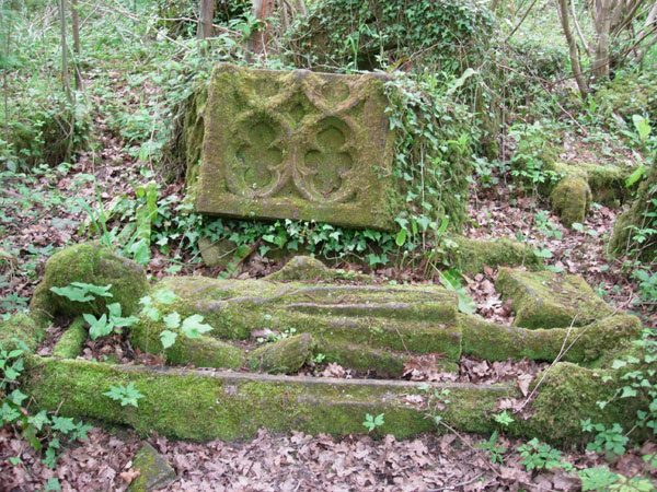 Woods Mill Knight Ruin