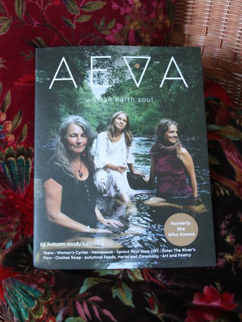 AEVA Magazine