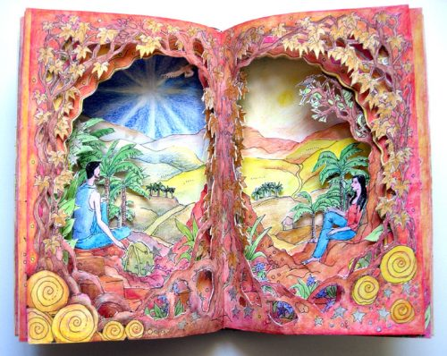 The Alchemist Altered Book