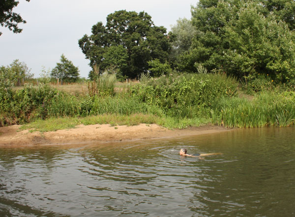 In the River Rother