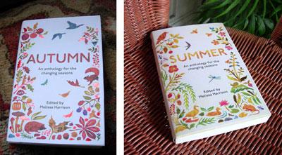 Summer and Autumn Anthologies
