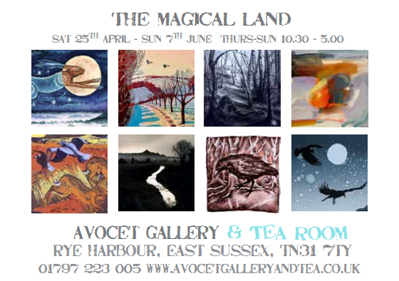 Avocet Gallery Flyer
