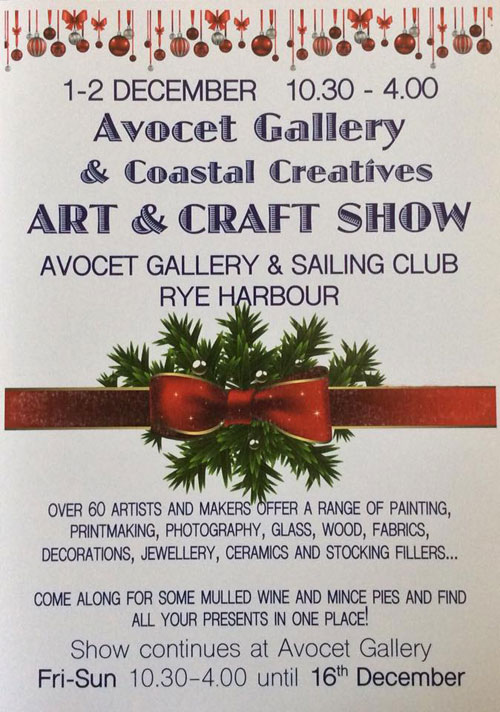 Avocet Gallery Art and Craft Show 2018