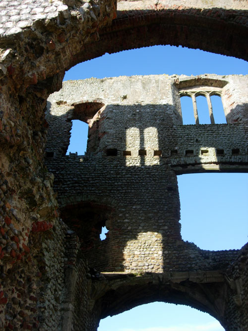 Baconsthorpe Castle Watchtower