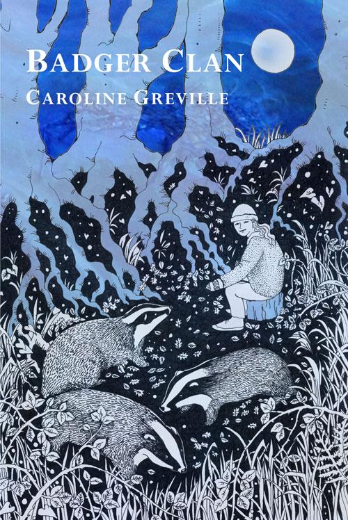Badger Clan by Caroline Greville - front cover