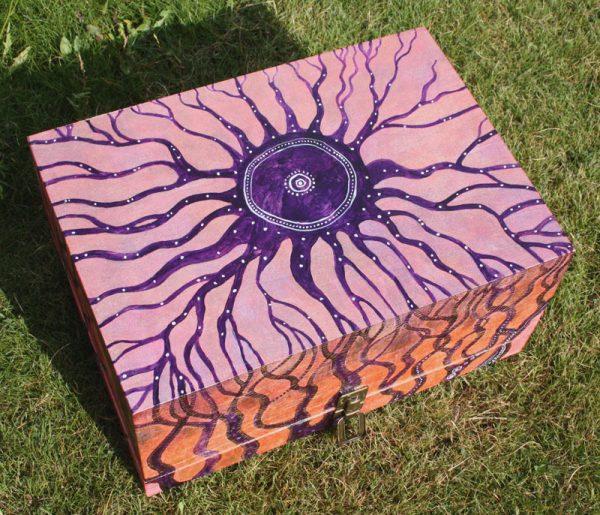 Base of diary box