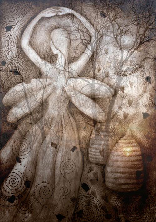 Bee Goddess