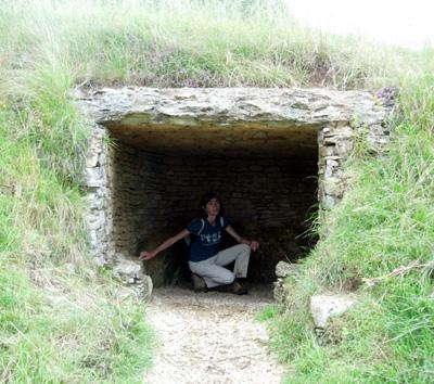 Belas Knap Side Chamber