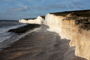 Cliffs at Birling Gap