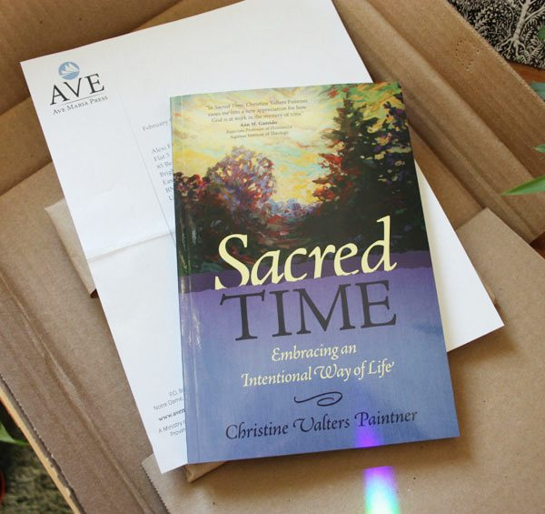 Sacred Time by Christine Valters Paintner