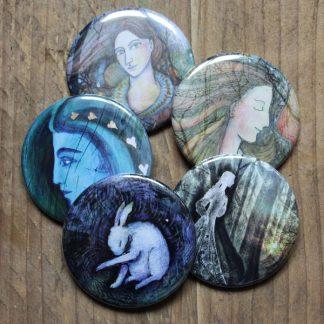 Badges & Mirrors