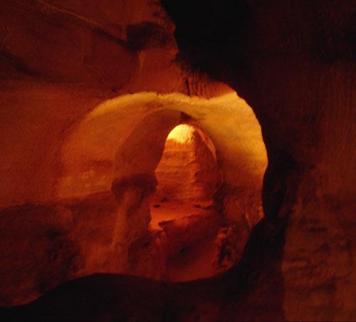 Cave at Cougnac