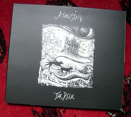 Athelstan CD The Ride