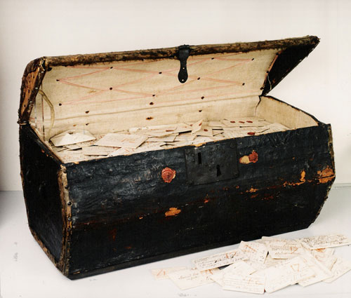 Chest of Undelivered Letters