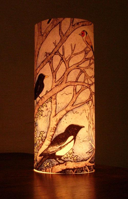 Dawn Chorus Lantern