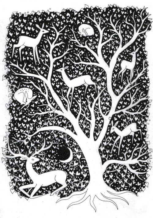 Deer Heart Tree