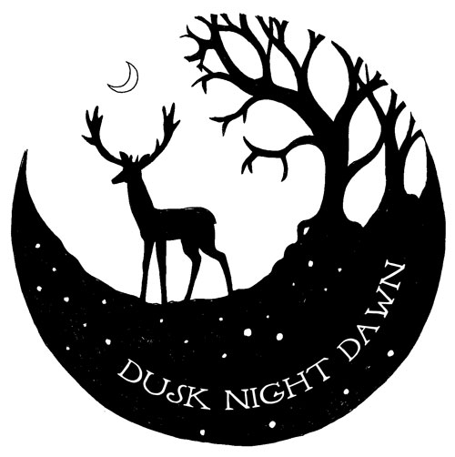 Dusk Night Dawn T-shirt
