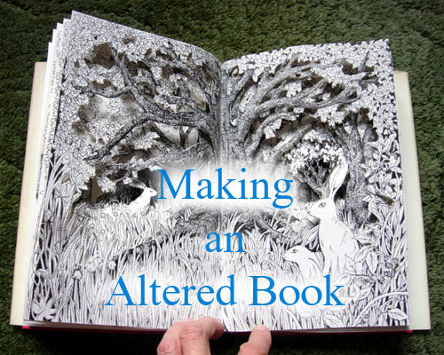 Making an Altered Book