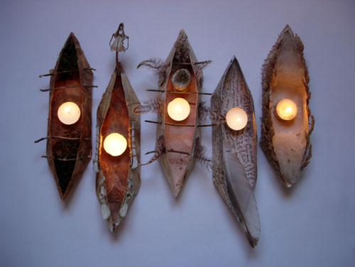 Five Spirit Boats