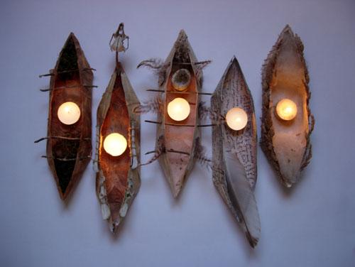 Five Spirit Boats