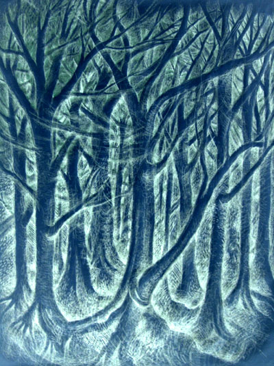 Inverted Forest