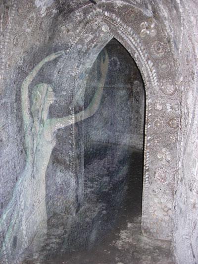 Dream Ghost in Grotto