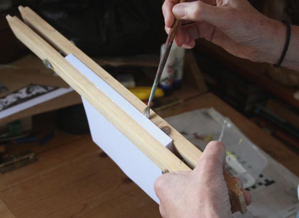 Glueing book