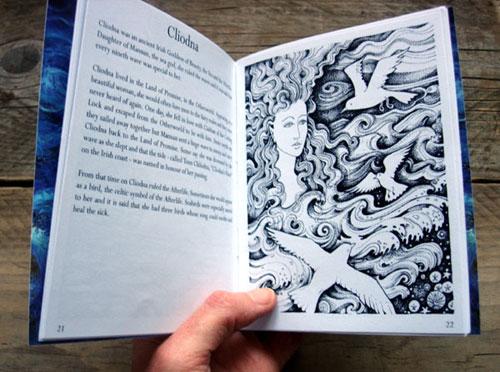 Goddess Booklet inside
