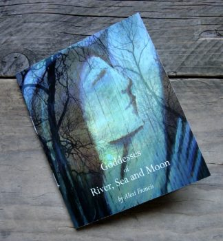 Goddesses of River, Sea and Moon Book