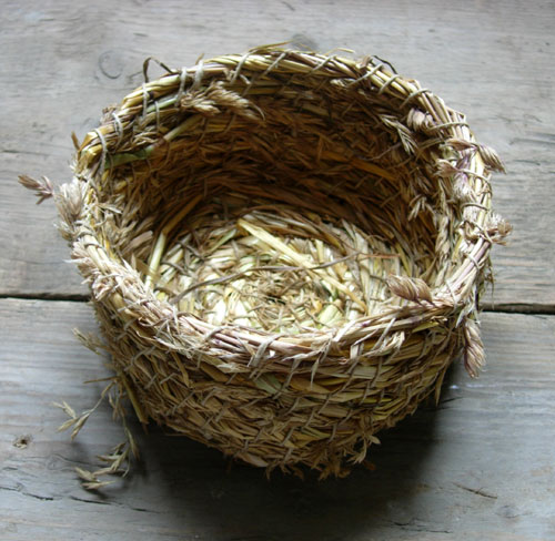 My Grass Basket