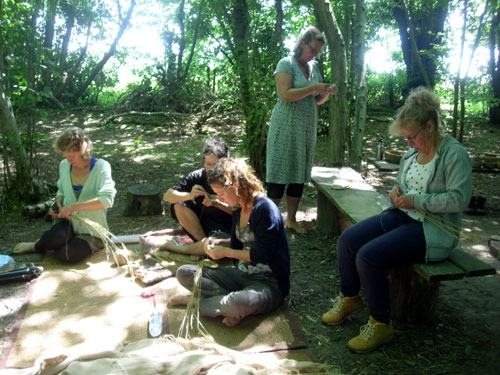 Grass Baskets Workshop