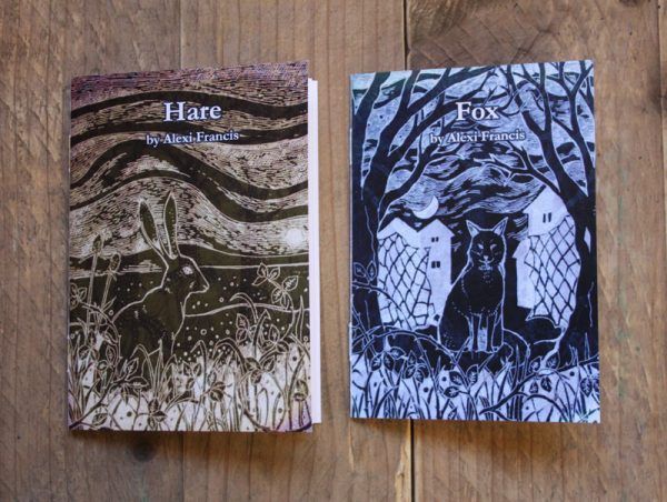 Hare and Fox Booklets